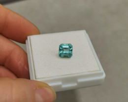 2,23ct  Colombian Natural Emerald Ref 21/21A Colombian Emerald natural emer