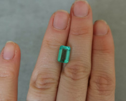 3,12ct  Colombian Natural Emerald Ref 6/23A Colombian Emerald natural emera