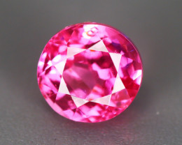 1.860 CT SPINEL HOT PINK 100% NATURAL UNHEATED MINE BURMESE