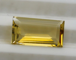 NR!!! 1.70 Cts Natural & Unheated~ Yellow Heliodor Gemstone