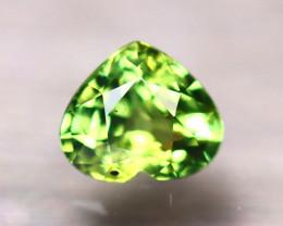 Unheated Sapphire 1.45Ct Natural Heart Shape Parti Sapphire D1703/B9