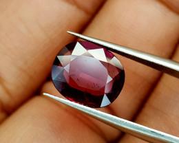 3.85Crt Rhodolite Garnet Natural Gemstones JI34