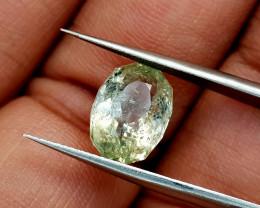 3.62Crt Cooper Tourmaline Natural Gemstones JI34