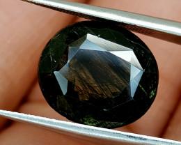 7.55Crt Rutile Peridot Natural Gemstones JI34