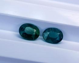 0.93Crt World Rarest Grandidierite  Natural Gemstones JI34