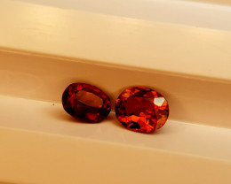 1.12Crt Rarest Bastnasite Color Change Natural Gemstones JI34