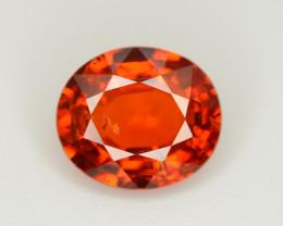 Fanta Orange Color 2.95 Ct Natural Spessartite Garnet
