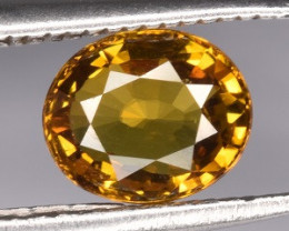 Natural Mali Garnet 0.785 CTS Gem