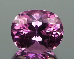 Loupe Clean Tanzanian Pink Spinel 3.57cts