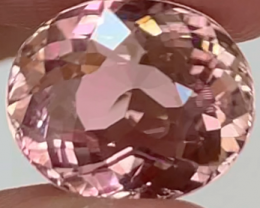 8.45 ct CT Peach Pink !!  Natural Mozambique Tourmaline-TC16