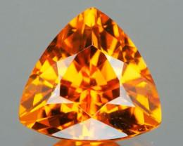 VVS Vibrant Orange Mandarin Garnet 1.32cts