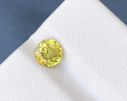 0.90 CT Natural Sphene Beautiful Stone