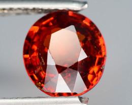 1.50 ct Natural Tremendous Color Spessartite Garnet ~K