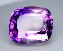 AAA Cut & Color 22.80 ct Untreated Amethyst ~ K1