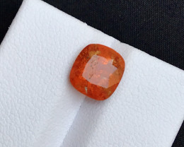 AAA Ultra Rare 2.85 Ct Natural Clinohumite Gemstone !A!