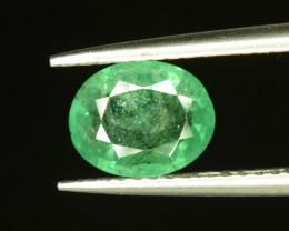 1.05 ct Natural Zambian Emerald