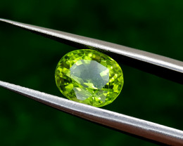 2.85CT PERIDOT BEST QUALITY GEMSTONE IIGC39