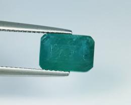 3.02 ct Top Grade Gem Stunning Emerald Cut Natural Grandidierite