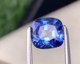 4.57 Carats Just heated Sapphire Gemstone