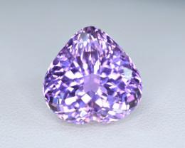 NO Treat 19.89Carat Kunzite Heart Shape Cut Gemstone @ Kunar Afghan