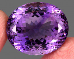 60.00  ct 100% Natural Earth Mined Unheated Purple Amethyst, Uruguay