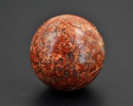 WOW Indian Agate Healing Ball -  Sphere