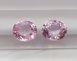 2.28ct unheated pink sapphire