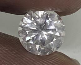 (3) Certified Nat $4859 Stunning  1.00cts SI1  White Round Loose Diamond