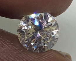 (6) Certified Nat $3349 Stunning 1.02cts SI2  White Round Loose Diamond