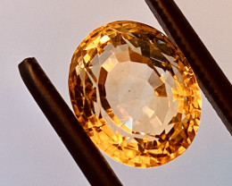 17.7CT CITRIN- VERY CHEAP-Flawless-FROM COLLECTOR