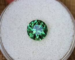 1,80ct green Tourmaline - Master cut!