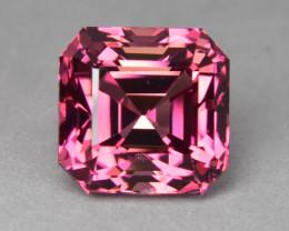 6.05 Cts  Elegant Wonderful Cut Natural Pink Tourmaline