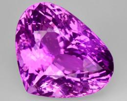88.61Ct Pink Kunzite Top Fancy Cut Pakistan PKZ 02