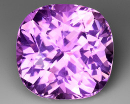 37.06Ct Pink Kunzite Top Fancy Cut Pakistan PKZ 08