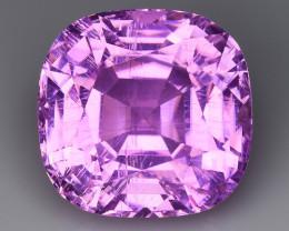 24.94Ct Pink Kunzite Top Fancy Cut Pakistan PKZ 09