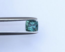 Indicolite Tourmaline 0.95 ct Ring Size