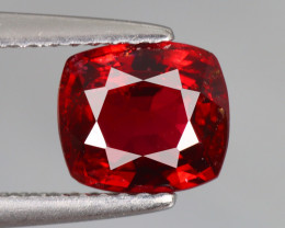 1.500 CT SPINEL BLOOD RED 100% NATURAL UNHEATED MINE BURMESE