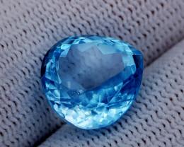 9.25CT BLUE TOPAZ BEST QUALITY GEMSTONE IIGC40