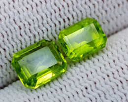 2.75CT PERIDOT PAKISTAN BEST QUALITY GEMSTONE IIGC40