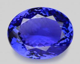 Tanzanite 10.14 Cts AAA+ Violet Blue Color Natural Tanzanite Gemstone