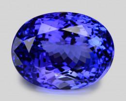 Tanzanite 10.01 Cts AAA Violet Blue Color Natural Gemstone