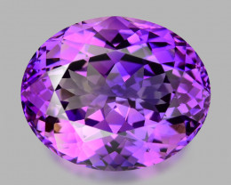 Purple Pink Tanzanite 5.48 Cts  Purple Pink  Color Natural Tanzanite Gemsto