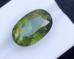 17.40 Ct Natural Beautiful Rutile Peridot Gemstone