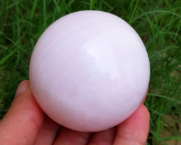 1780 CTs Beautiful Calcite Healing Sphere From Pakistan