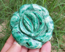 830 CTs Beautiful Aventurine Flower From Pakistan