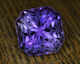 Top Quality Cutting 27.25 Ct Sparkling Color Natural Amethyst S1