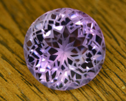 Top Quality Cutting 31.20 Ct Sparkling Color Natural Amethyst S1
