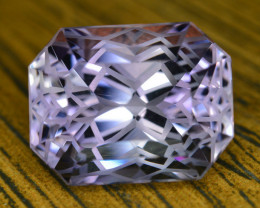 Top Quality Cutting 37.70 Ct Sparkling Color Natural Amethyst S1