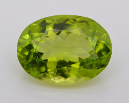 Peridot 3.35 Ct Natural Amazing Color, Top Quality  ~ 1