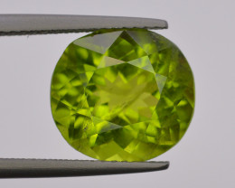 Peridot 5.95 Ct Natural Amazing Color, Top Quality  ~ 1